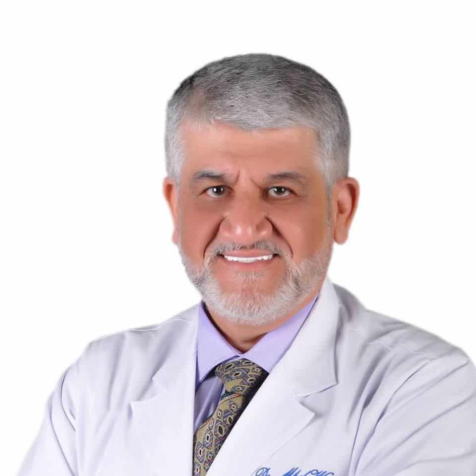 نزار ابو حسان دكتور مسالك بولية